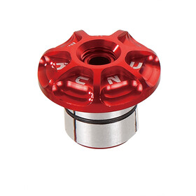 KCNC XC Handlebar Plugs red